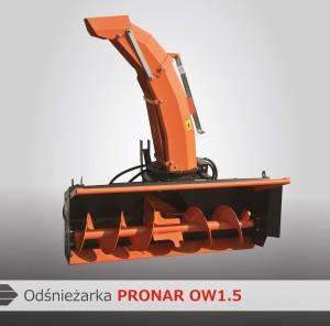 PRONAR - OW15