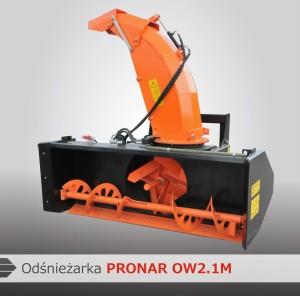 PRONAR - OW21M