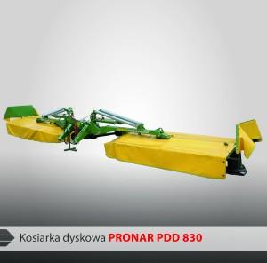 PRONAR - PDD830