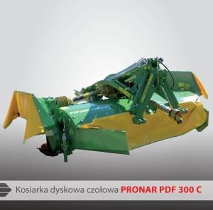 PRONAR - PDF300C