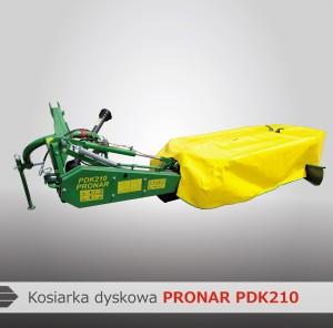 PRONAR - PDK210