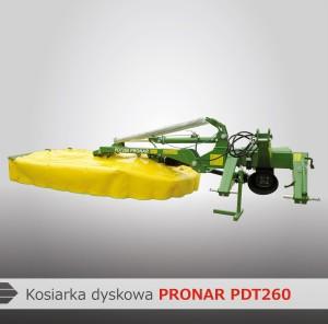 PRONAR - PDT260