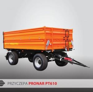 PRONAR - PT610