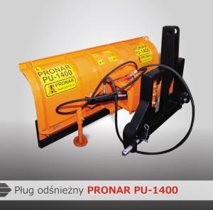 PRONAR - PU1400
