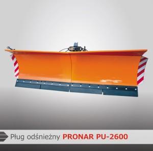 PRONAR - PU2600