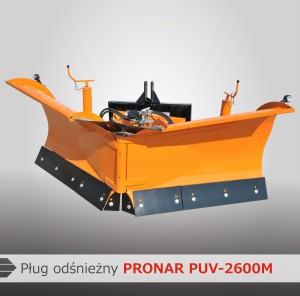 PRONAR - PUV2600M