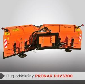 PRONAR - PUV3300
