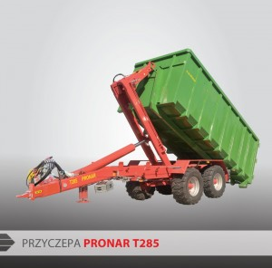 PRONAR -T285