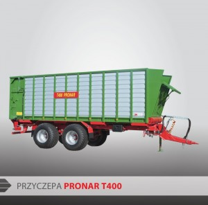PRONAR - T400