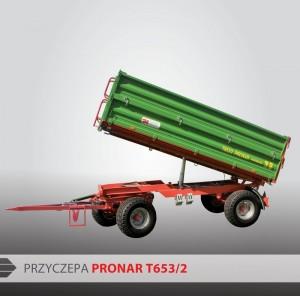 PRONAR - T653-2