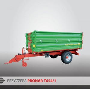 PRONAR - T654-1