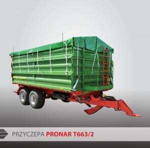 PRONAR - T663-2