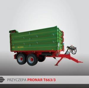 PRONAR - T663-3