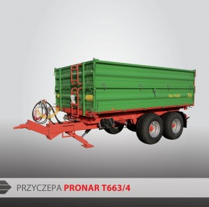 PRONAR - T663-4