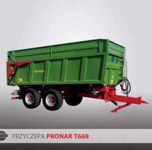 PRONAR - T669