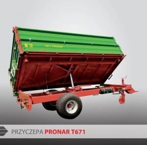 PRONAR - T671