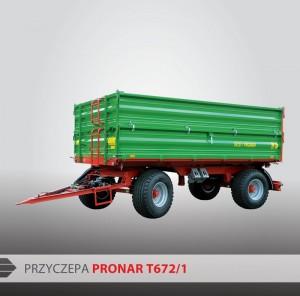PRONAR - T672-1