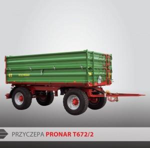 PRONAR - T672-2