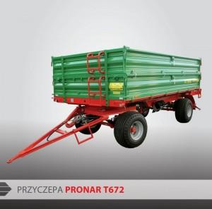 PRONAR - T672