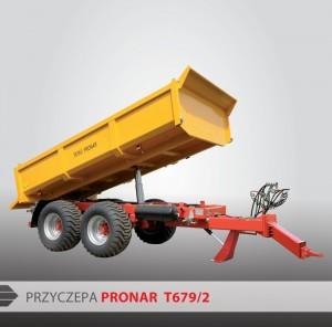 PRONAR - T679-2