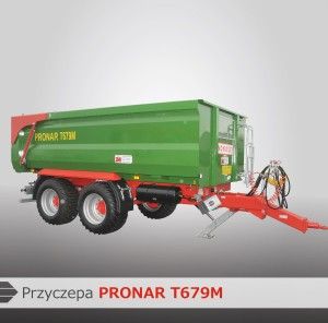 PRONAR - T679M