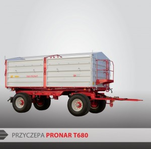 PRONAR - T680