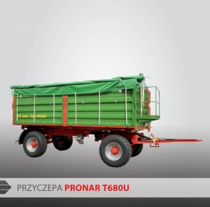 PRONAR - T680U