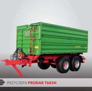 PRONAR - T683H