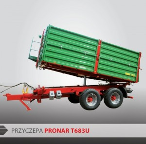 PRONAR - T683U