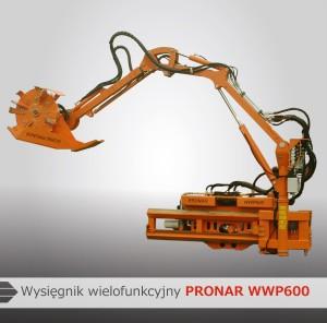 PRONAR-WWP600
