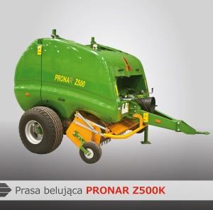 PRONAR - Z500K
